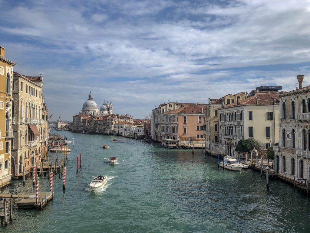 Benátky architektura