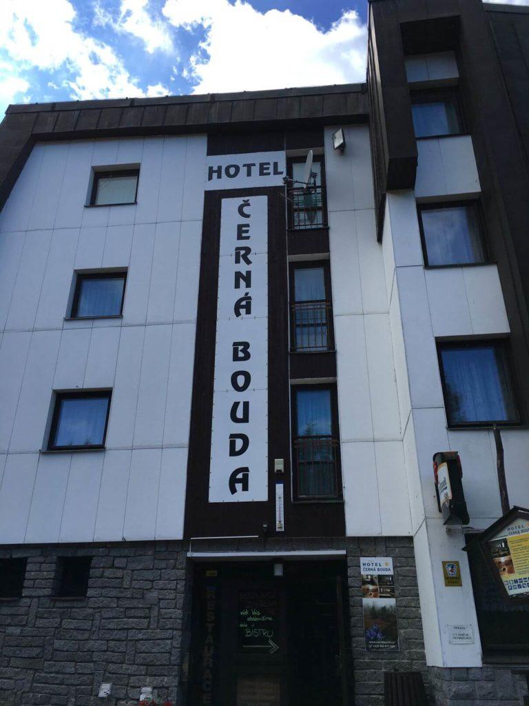 Hotel Černá bouda