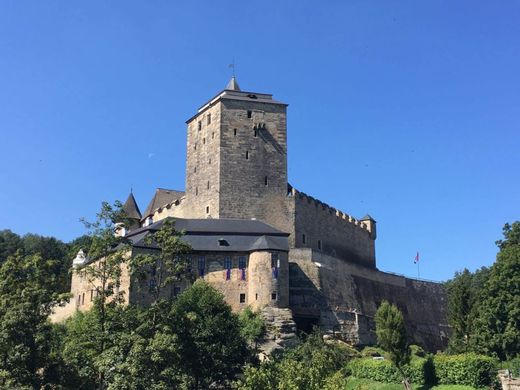 Kost hrad