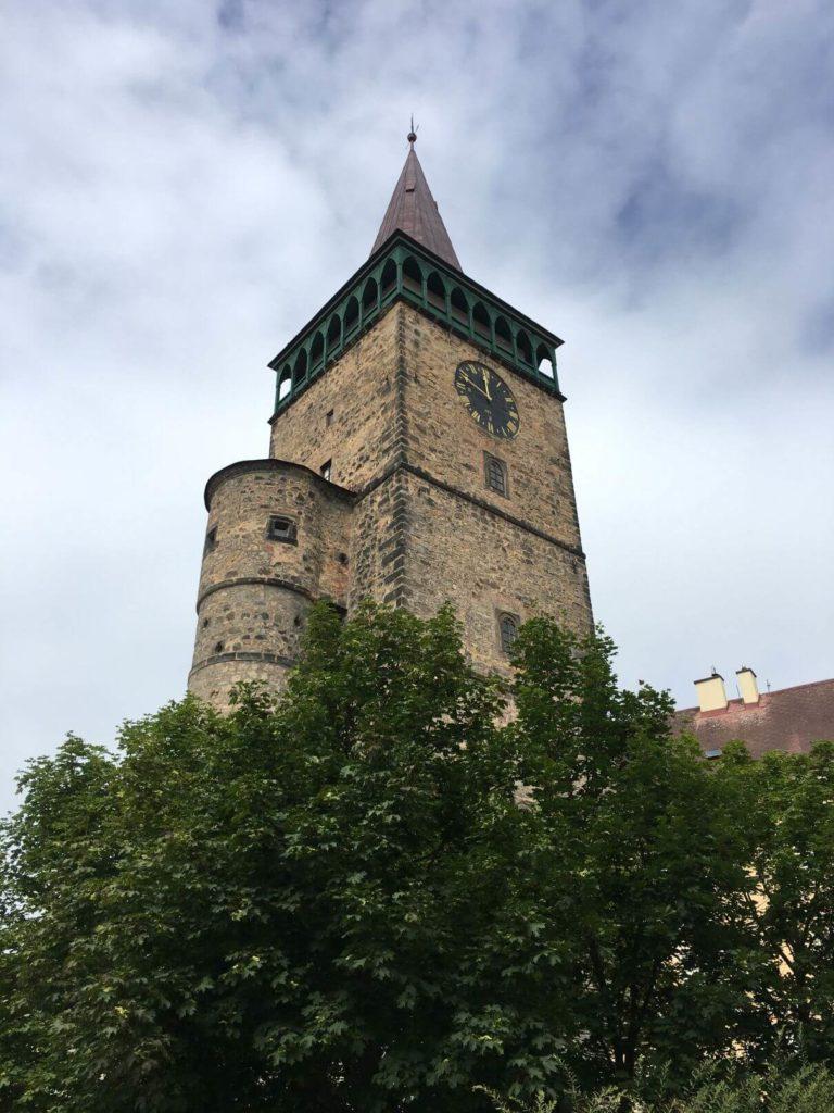 Valdická brána Jičín