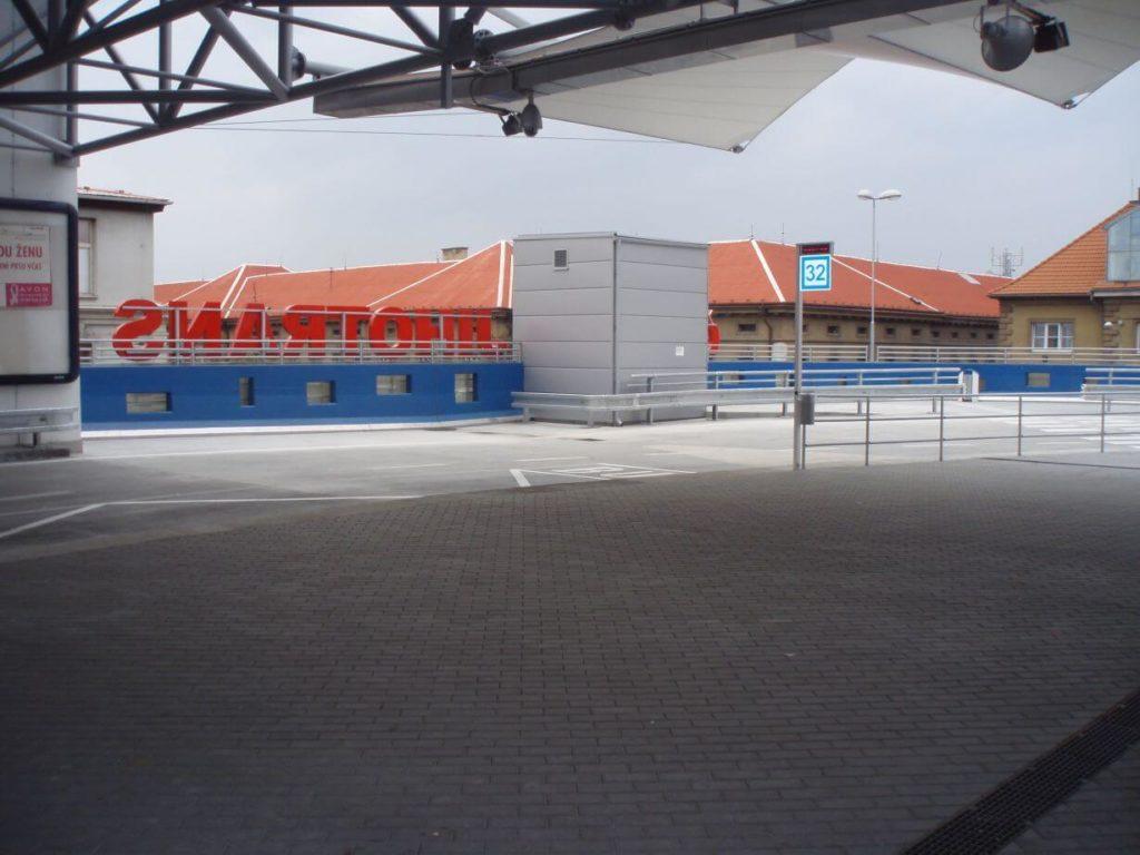 Autobusové nádraží České Budějovice