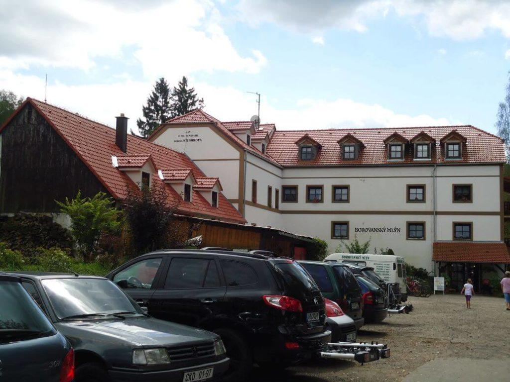 Borovanský mlýn