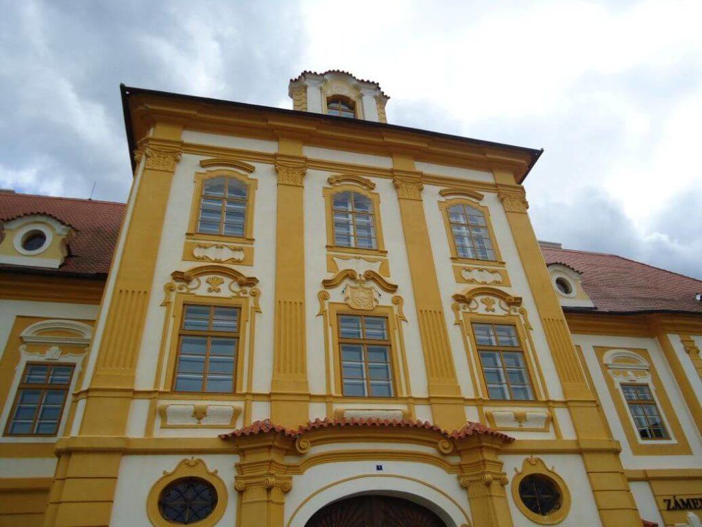 Borovany klášter