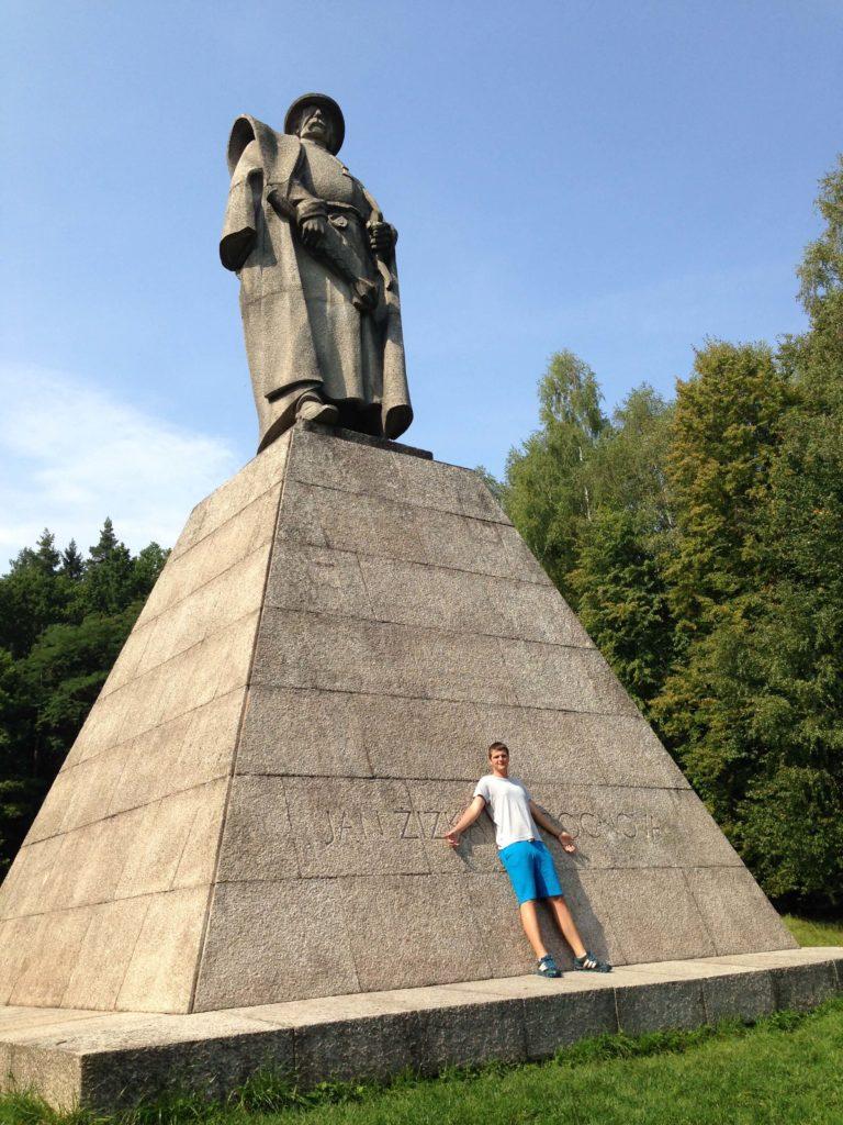 Jan Žižka a Petr Krauz