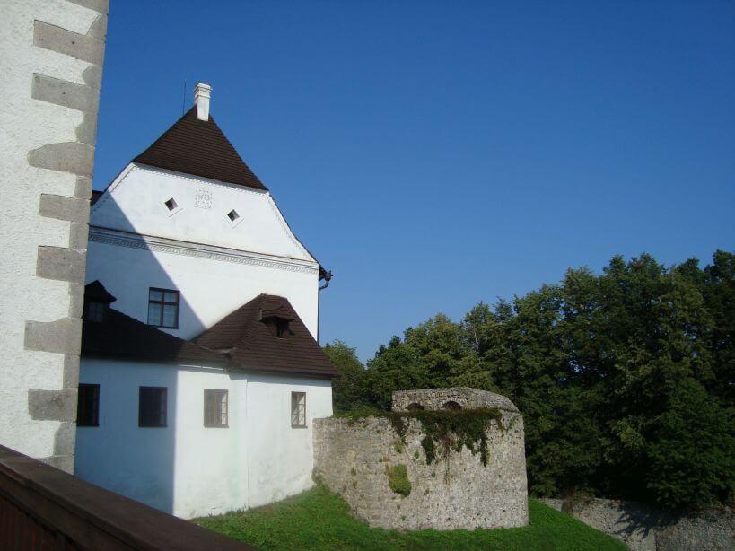 Nové Hrady hrad