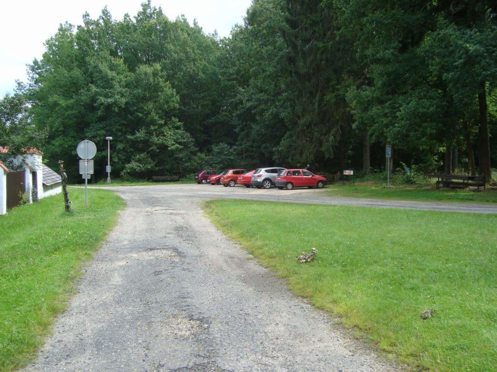 Parkování Trocnov