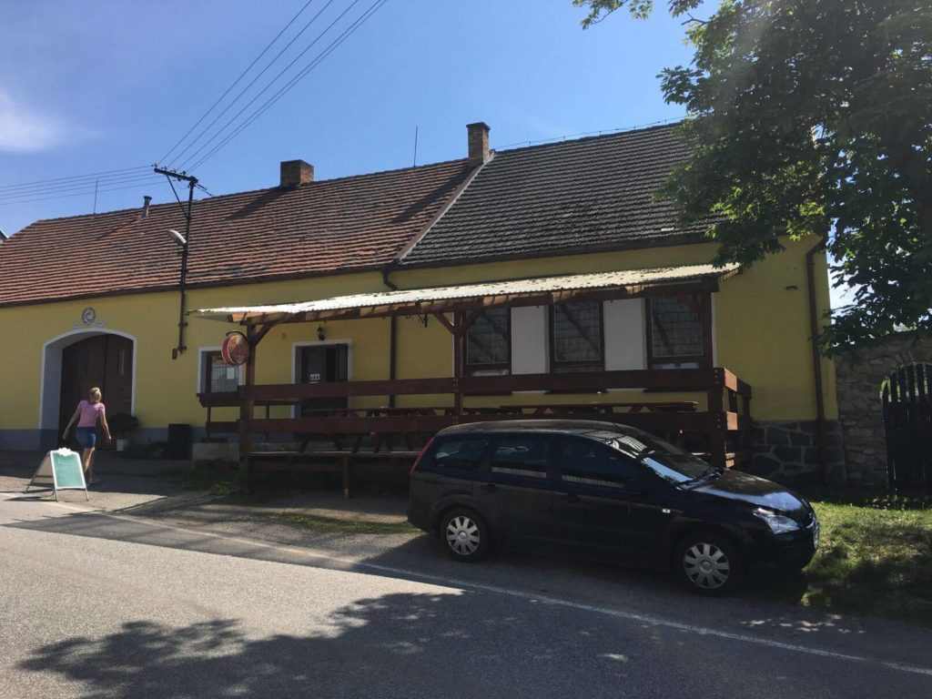 Restaurace Hoštice