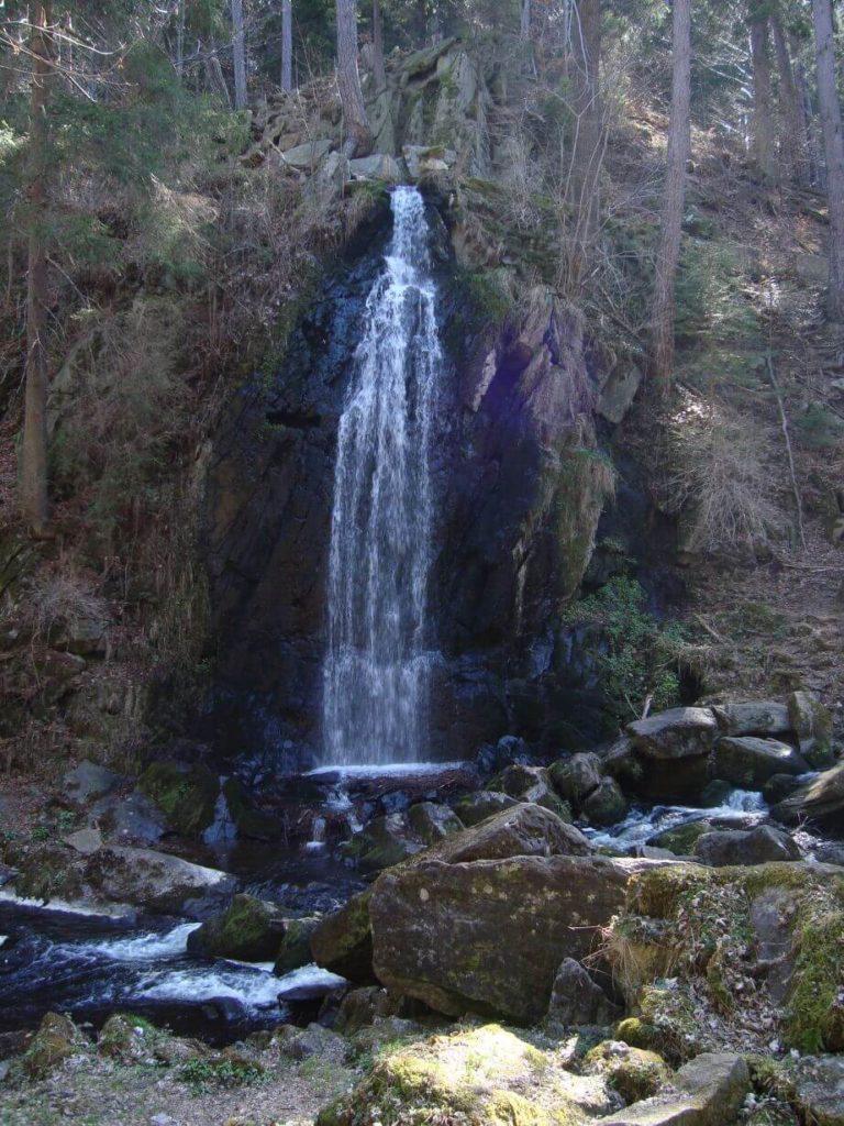 Vodopád Tereziino údolí