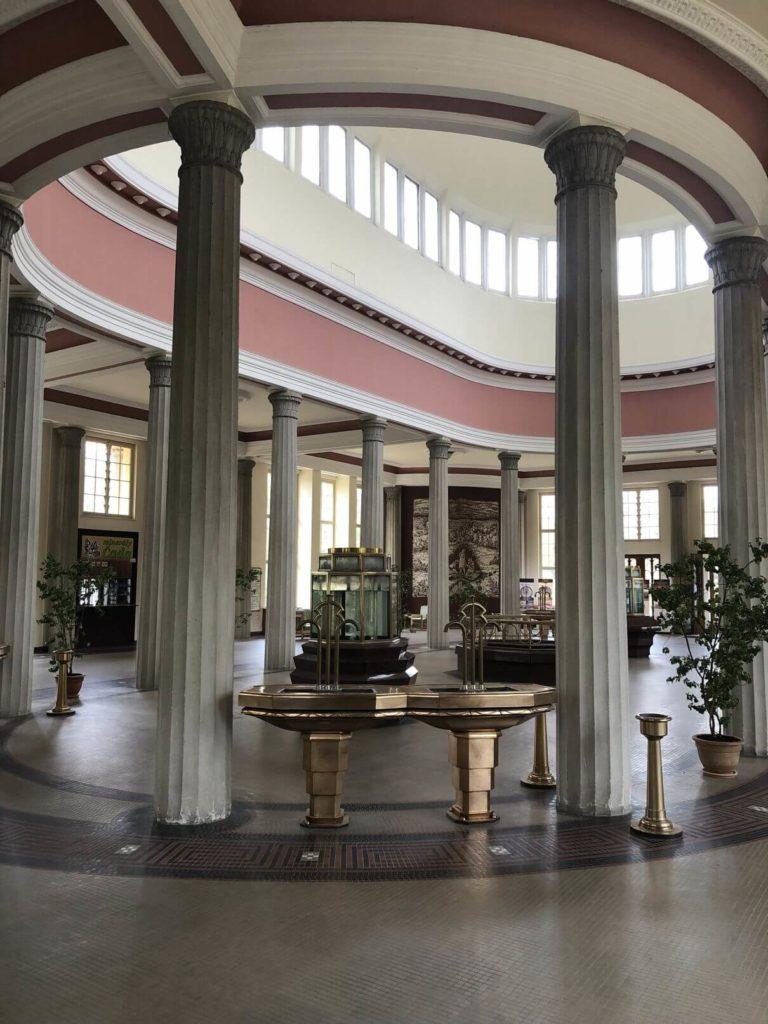 Dvorana Glauberových pramenů