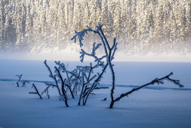 Focení na Čertovo jezeře