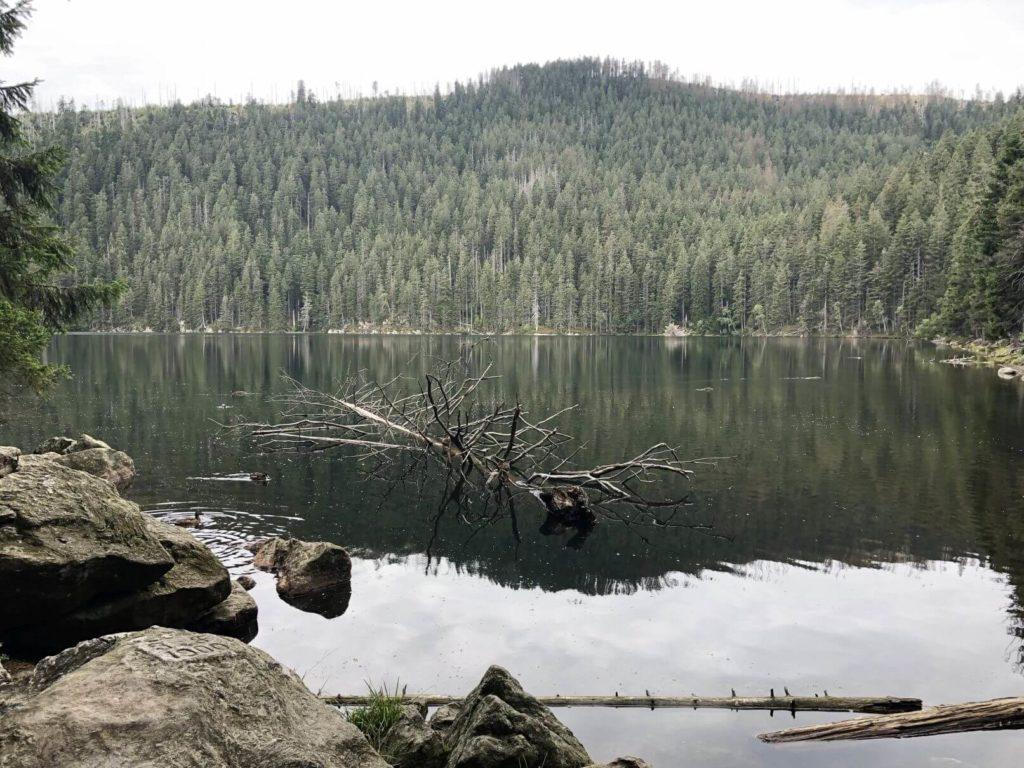Jezero Čertovo