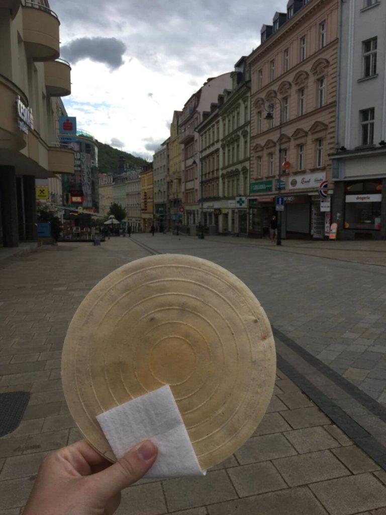Karlovy Vary - oplatky