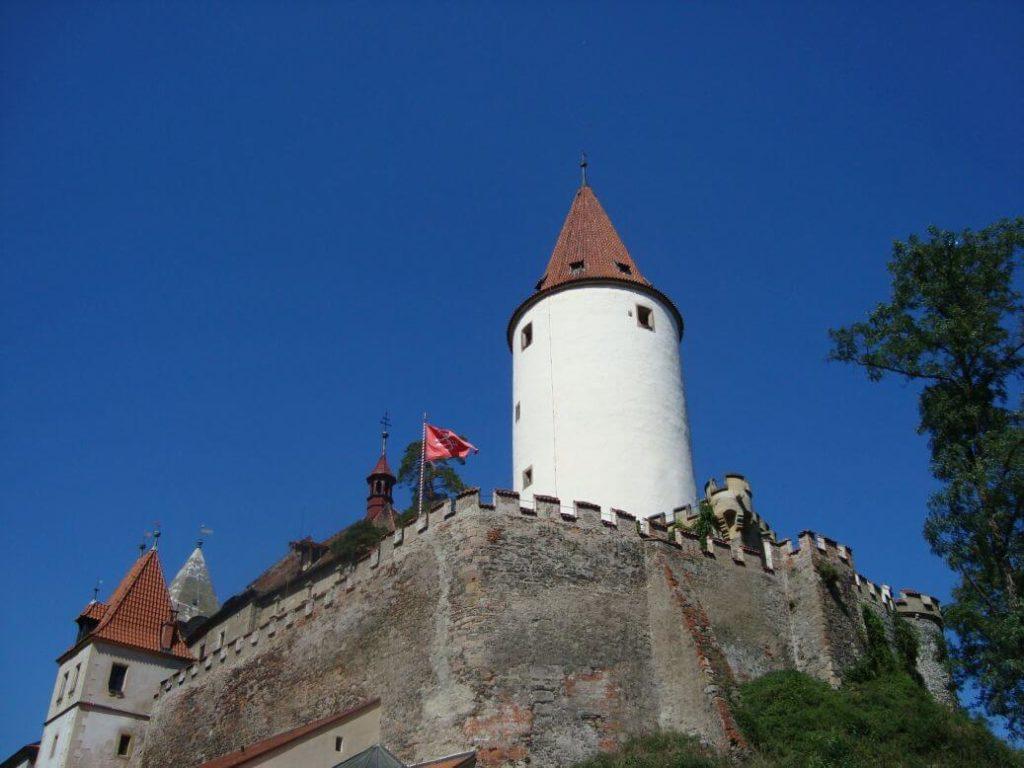 Křivoklát Střední Čechy