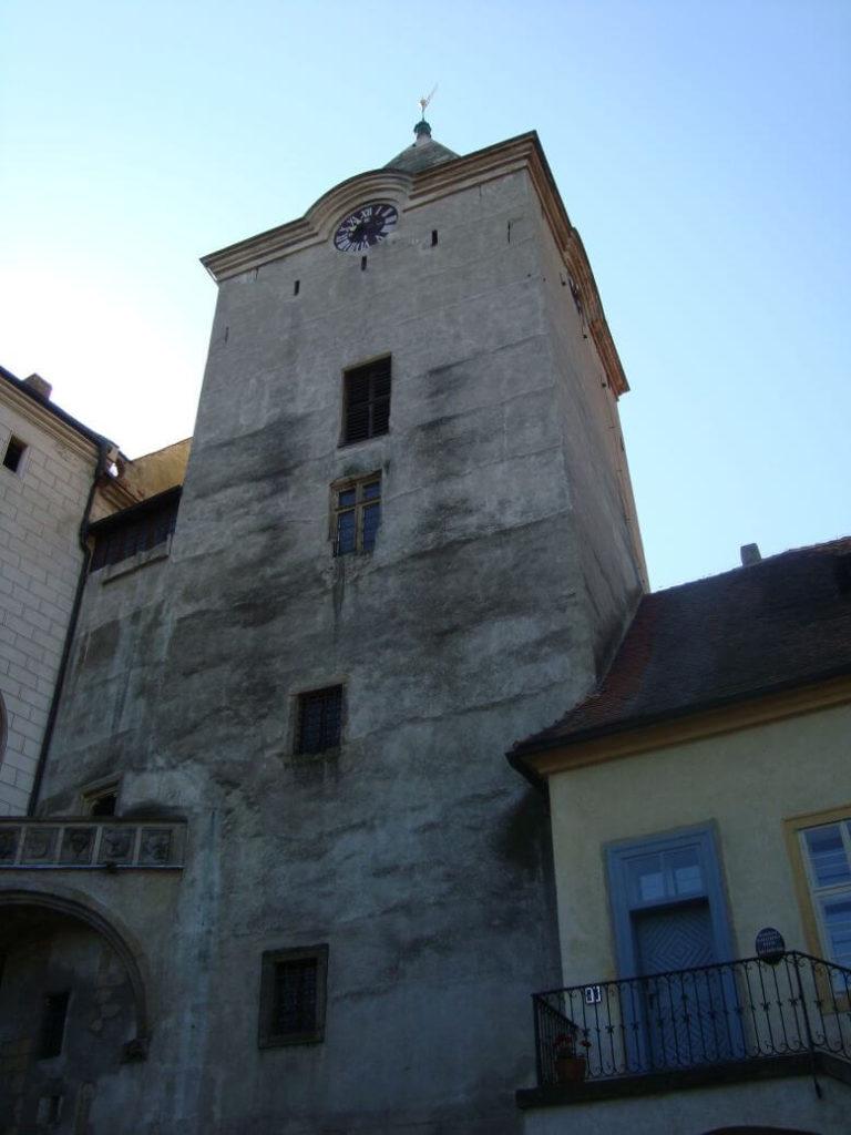 Křivoklát věž