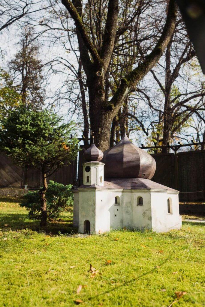 Miniatury Mariánské Lázně - Železná Ruda