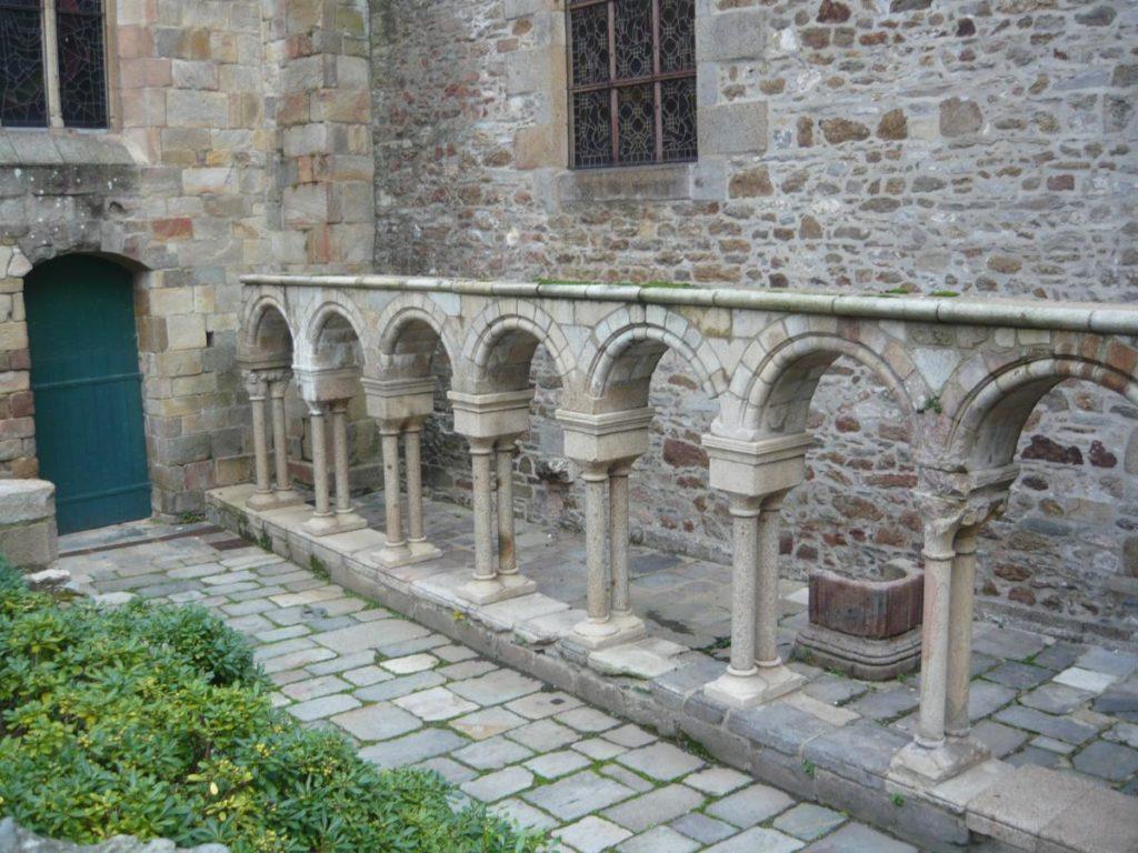 Architektura Saint Malo