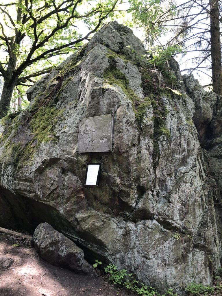 Čertův kámen