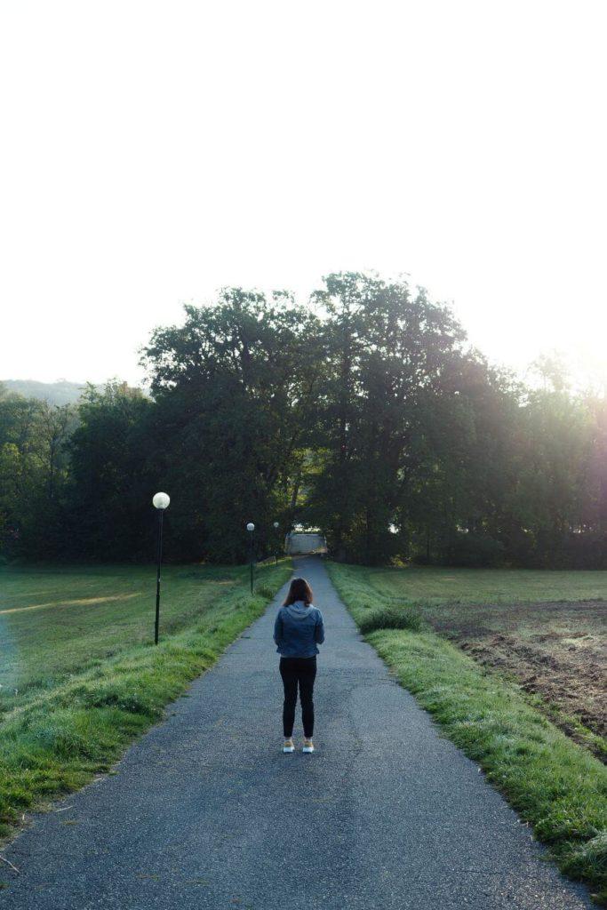 Cesta na Kozel