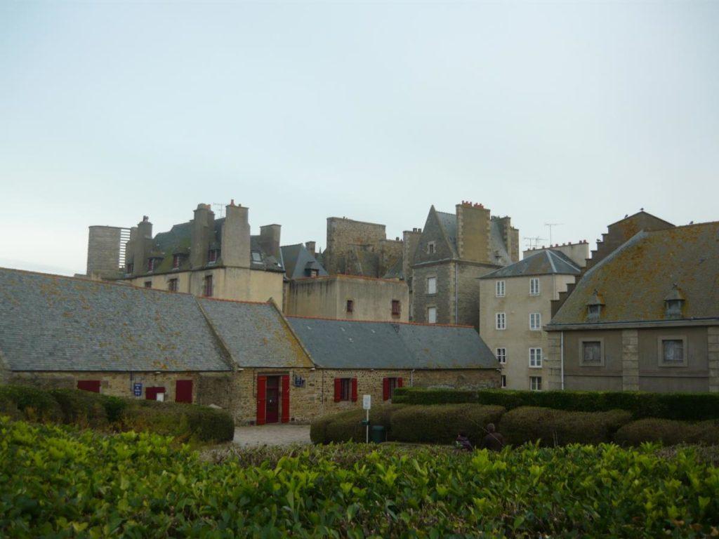 Domy v Saint Malo