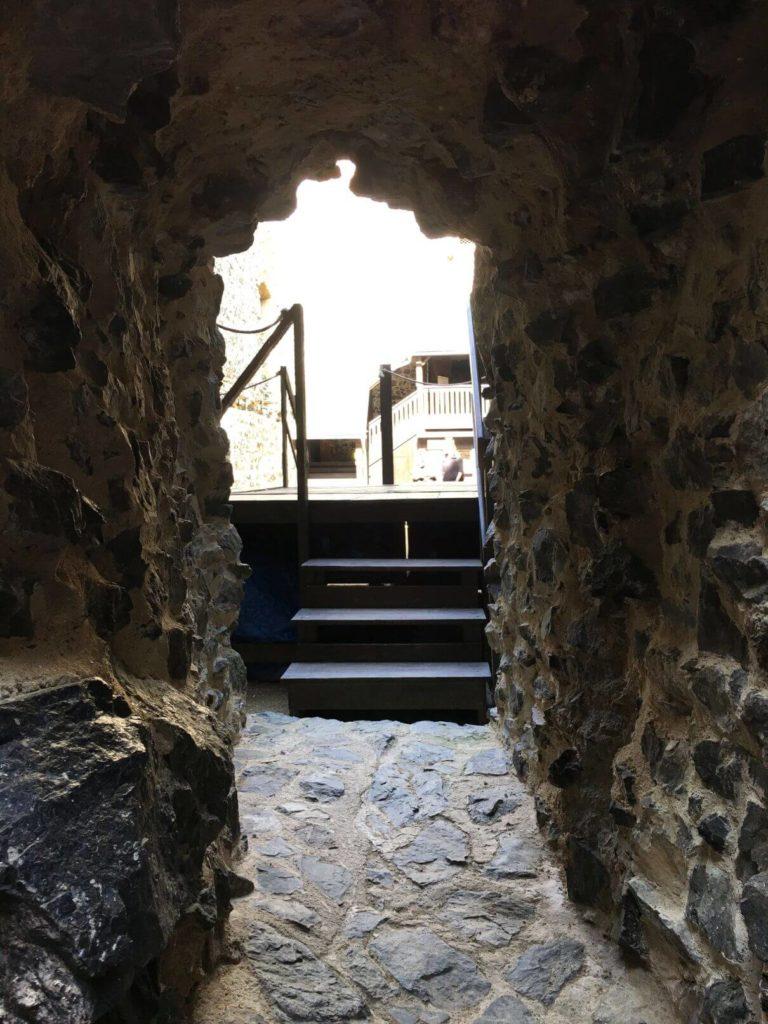 Hrad Radyně pohled z Mučírny