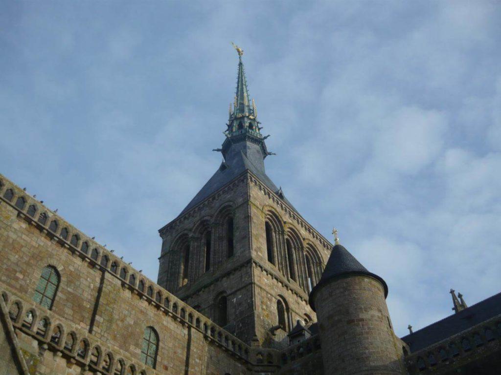 Klášter Mont Saint Michel