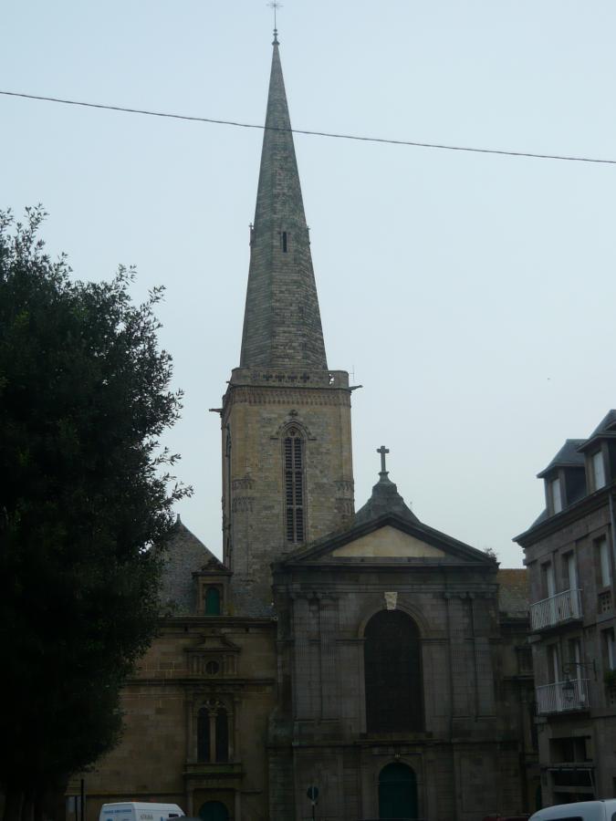 Kostel Saint Malo