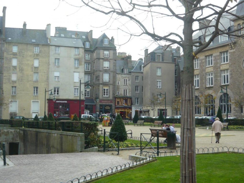 Náměstí Saint Malo