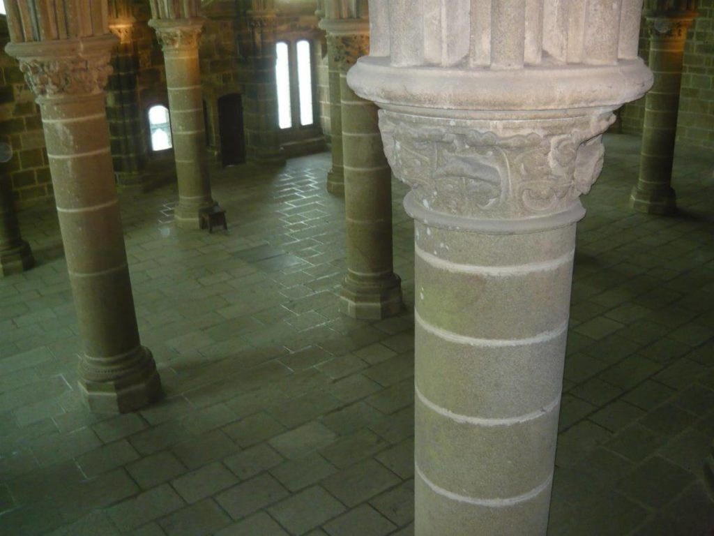 Palác uvnitř