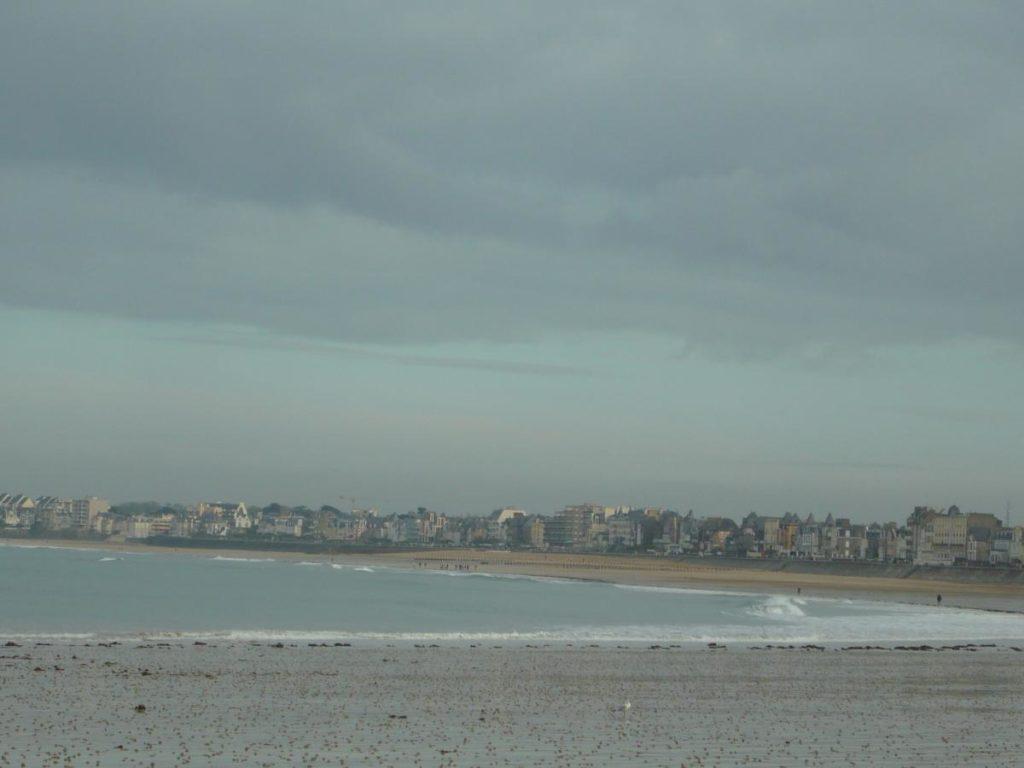 Pláž Saint Malo