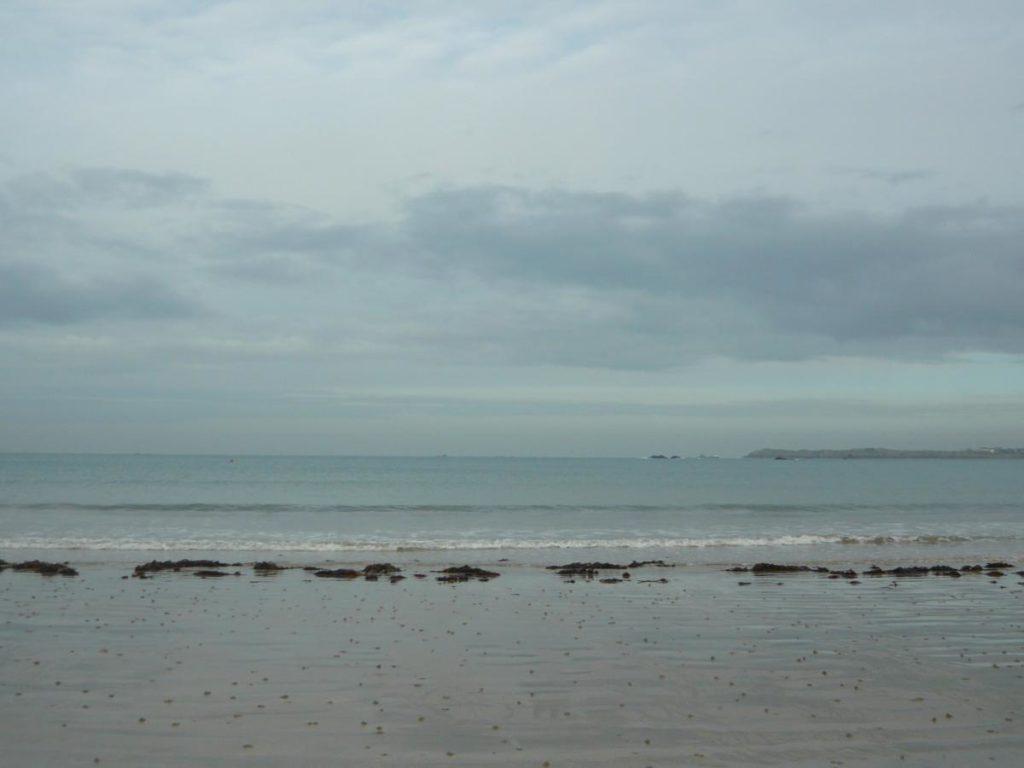 Saint Malo moře