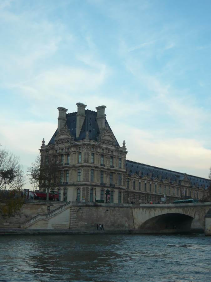 Stavby Paříž