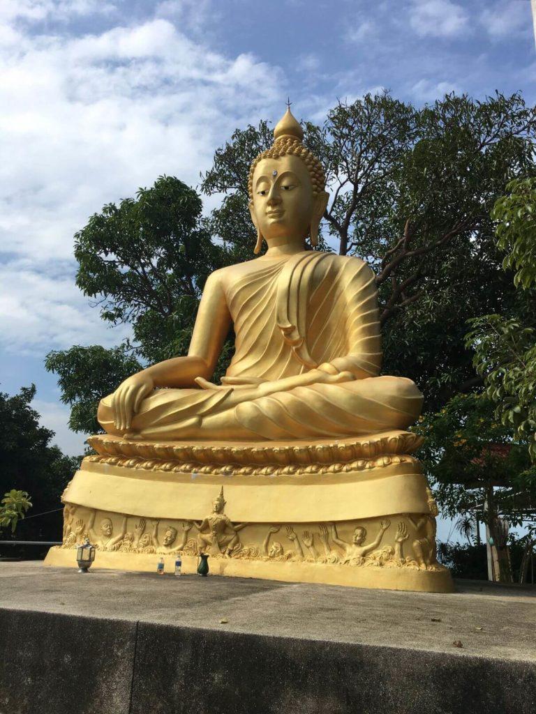 Buddha Wat Khao Chedi