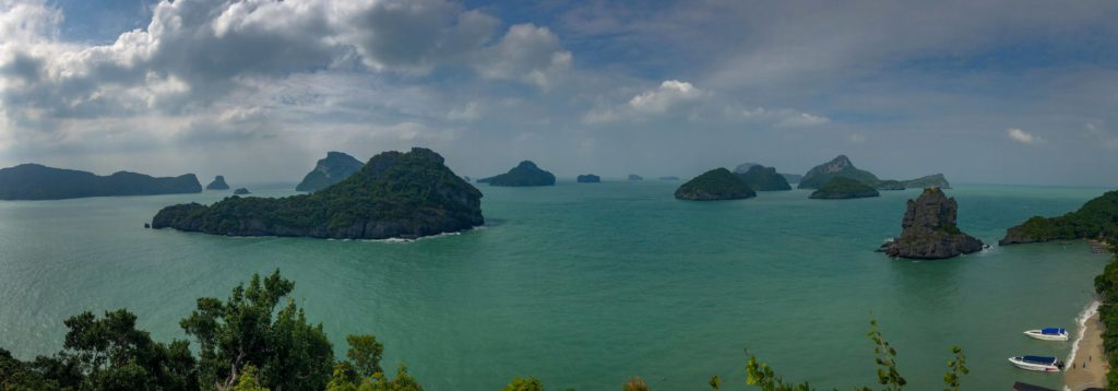 Exotické ostrovy