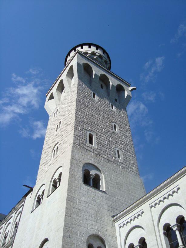 Jedna z věží
