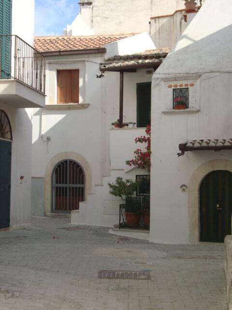 Kamenné domy Garganico
