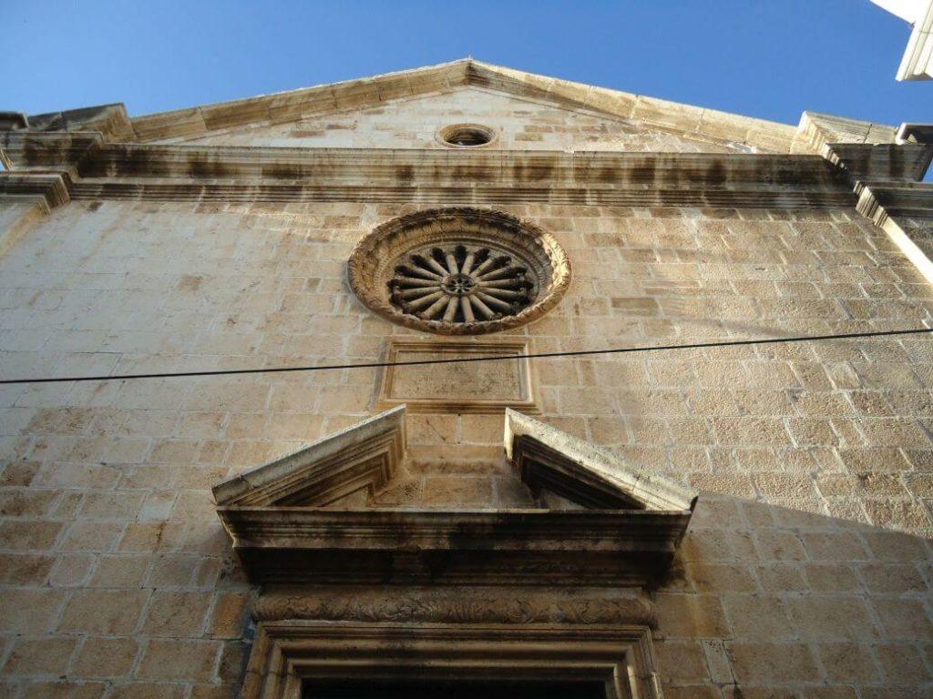 Kostel Vodice
