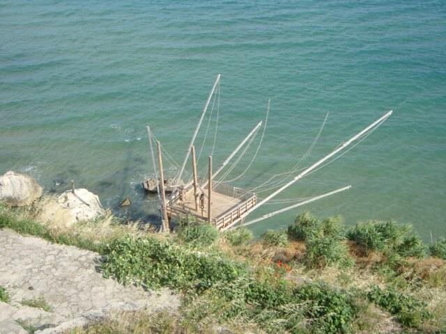 Lov ryb Garganico
