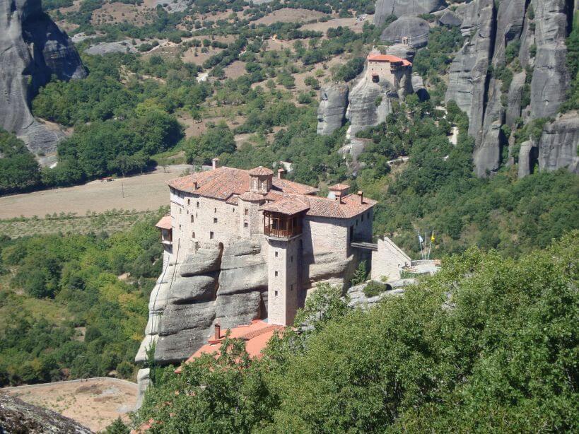 Monastýry Řecko
