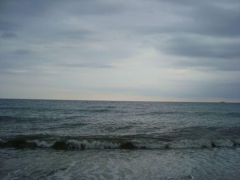 Na pláží