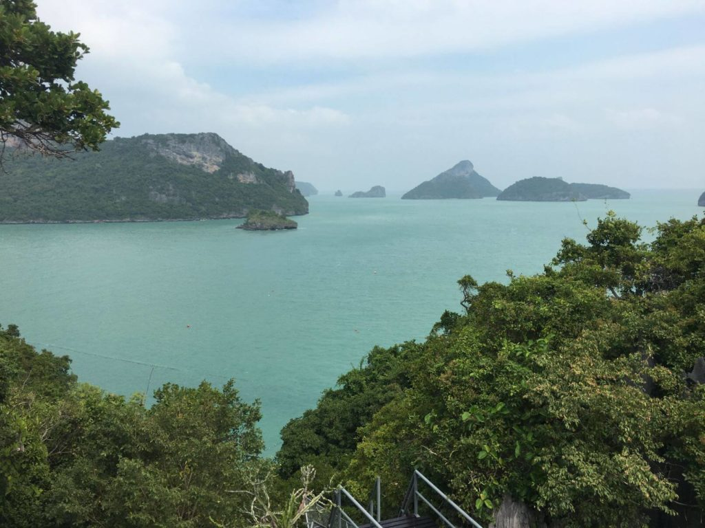 Národní park Thajsko