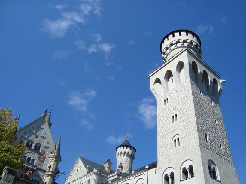 Neuschwanstein věž