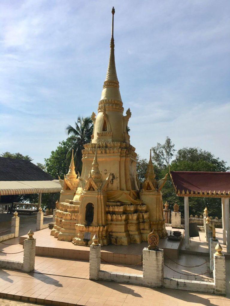 Pagoda ze Srí Lanky