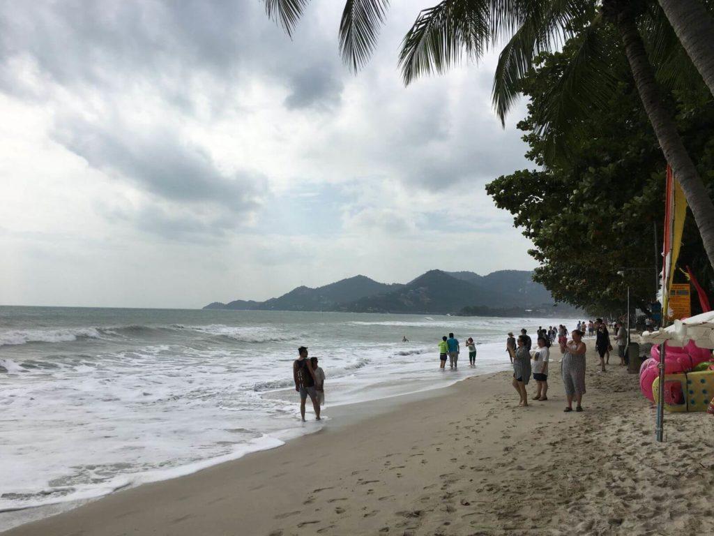 Pláž Bo Phut
