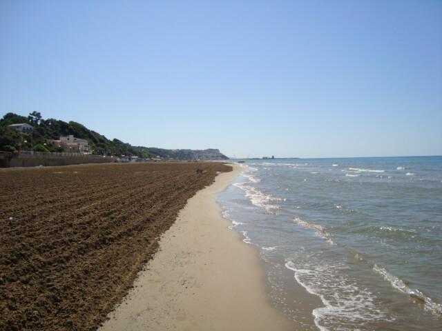 Pláž Rodi Garganico
