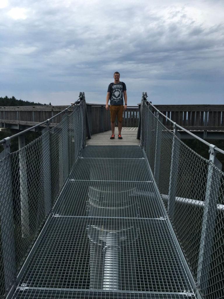 Pohyblivý mostík