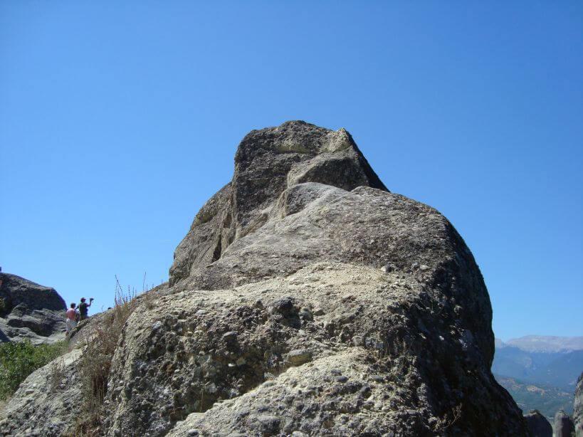Skály Meteora