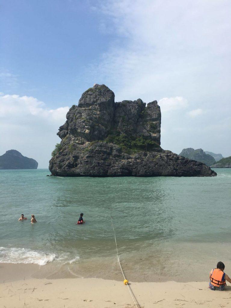 Thajsko výlet