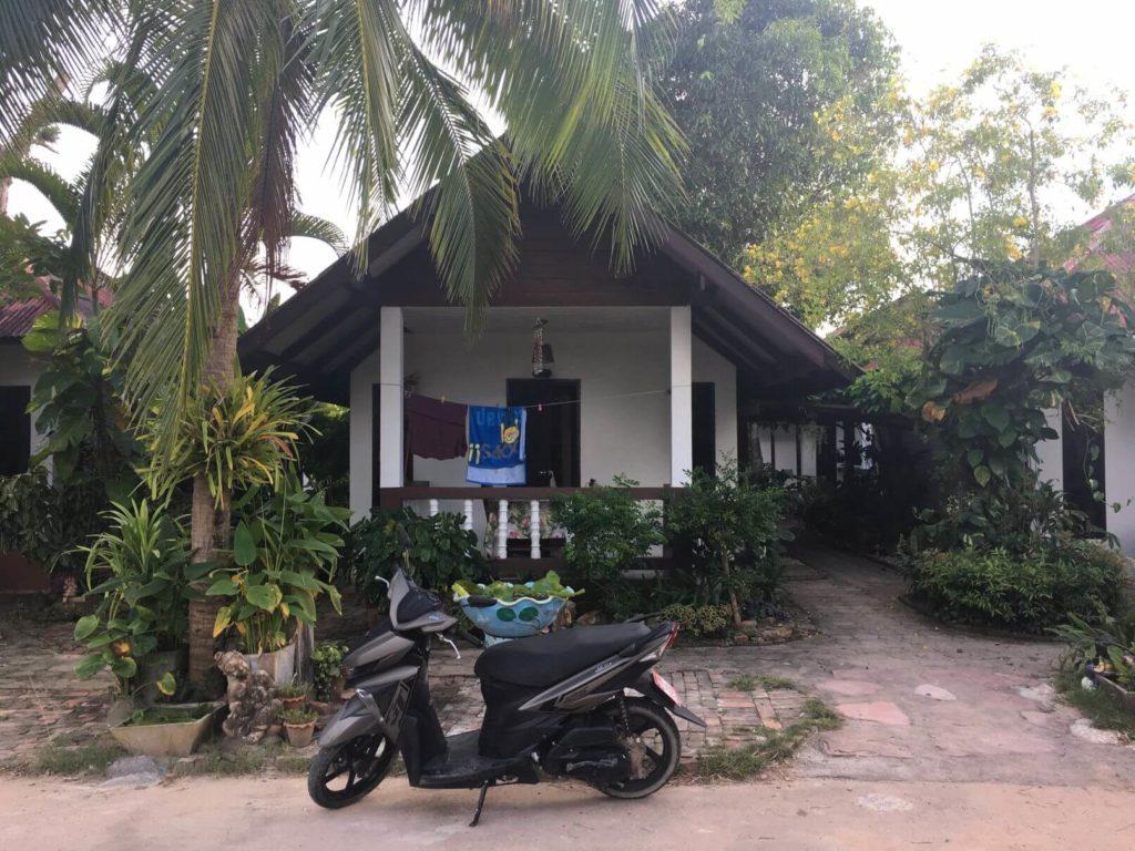 Ubytování Koh Lanta