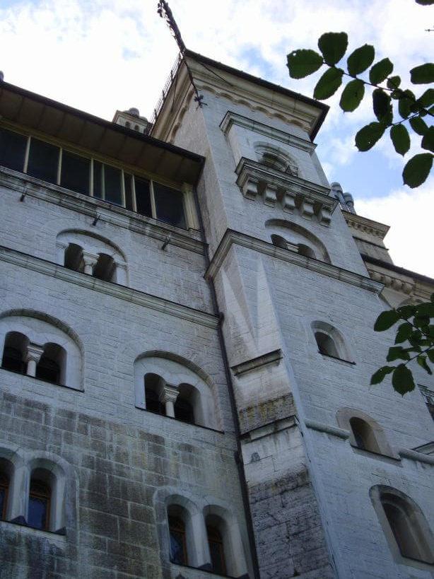 Věž zámku