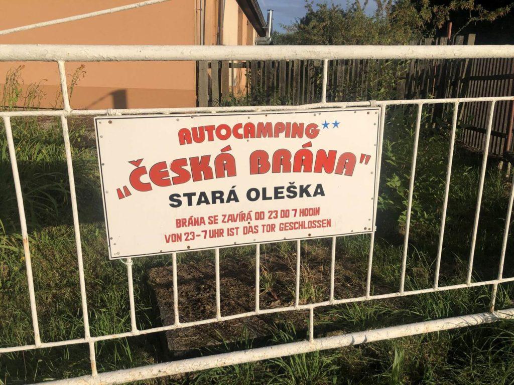 Autokemp Česká brána